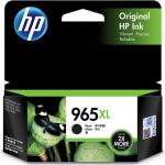 HP 965XL BLACK ORIGINAL INK CARTRIDGE