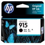 HP 915 Ink Cartridge - Black - Inkjet - 300 Pages - 1 Each