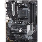 ASUS PRIME B450-PLUS ATX For AMD Ryzen 2nd/3rd Gen, Socket AM4. B450, 4X DDR4 DIMM, 1XM.2, 1XPCIE X16, 2XPCIE X1, 5XUSB, HDMI/DVI, LAN, Internal I/O: 1XUSB3.1, 2XUSB2.0