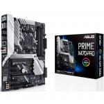 ASUS PRIME X470-PRO ATX For AMD Ryzen Socket AM4. AMD X470 Chipset, 4X DDR4-3600, M.2 SATA3,USB 3.1 HDMI DisplayPort, Support SLI and Crossfire