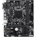 Gigabyte H310M S2H 2.0 mATX For Intel 8th/9th Gen CPU, H310, LGA1151, 2XDDR4 DIMM, 1XPCIE X16, 1XPCIE X1, 6XUSB, DVI/VGA/HDMI, LAN, Internal I/O: 1XUSB3.1, 1XUSB2.0