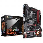 Gigabyte Z370 AORUS Gaming 3 ATX Form Factor, For Intel 8th Gen Coffee Lake LGA1151, 4x DDR4 - 4000Ghz, 2x M.2/SATA USB3.1 Type-C, HDMI port. Killer E2500 Lan
