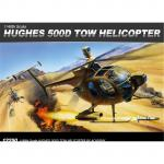 Academy - 1/48 Hughes 500D Tow Helicopter