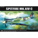 Academy - 1/72 Spitfire Mk.XIVC