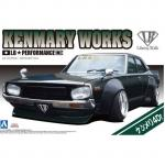 Aoshima - 1/24 - Ken Mary Works Car 4Dr