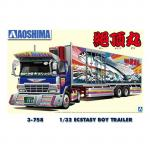 Aoshima - 1/32 - Japanese Truckers - Ecstasy Boy