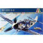 Italeri - 1/72 - Bf-109 G6 Messerschmitt