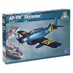 Italeri - 1/48 - AD-4W Skyraider