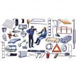Italeri - 1/24 - Truck Shop Accessories