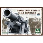 Takom - 1/35 - Skoda 30.5cm Howitzer