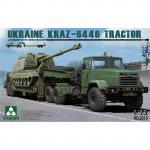 Takom - 1/35 - Ukrainian KrAZ-8446 Truck with Trailer