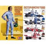 Tamiya Big Scale Series No.1 - 1/12 - Motor Racing Team Driver