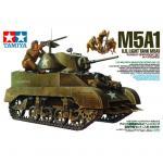 Tamiya Military Miniature Series No.313 - 1/35 - U.S. Light Tank M5A1 - Pursuit Operation Set