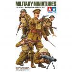 Tamiya Military Miniature Series No.339 - 1/35 - WWI British Infantry Set