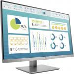 """HP EliteDisplay E273 27"""" Full HD Business Monitor ,  1920x1080  . 5ms , VGA+HDMI+DisplayPort+USB HUB  ,"""
