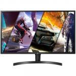 """LG 32UK550-B 32"""" 4K UHD Monitor ,  3840X2160 , VA Panel , AMD FreeSync , 2X HDMI + Display Port , Speakers ,  Height & Tilt adjustable"""