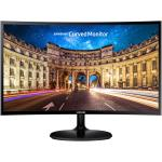 "Samsung LC27F390F 27"" Curved Monitor ,  1920x1080  , HDMI+VGA , 3 Years Warranty"