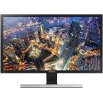 "Samsung LU28E590DS/XY 28"" UHD 4K Monitor , 3840x2160 , 1ms , DisplayPort+2xHDMI,"