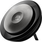 Jabra SPEAK 710 MS Speakerphone Skype For Business - 10 W RMS - Portable - Battery Rechargeable - Wireless Speaker(s) - Bluetooth - USB Charging Port - SFB