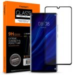 Spigen Huawei P30 Pro Premium Tempered Glass Screen Protector,Super HD Clarity,9H screen hardness ,Delicate Touch,Perfect Grip, Case Friendly with Spigen Phone Case