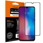 Spigen Xiaomi Mi 9 Premium Tempered Glass Screen Protector,Super HD Clarity,9H screen hardness ,Delicate Touch,Perfect Grip, Case Friendly with Spigen Phone Case