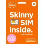 Skinny Mobile Hangsell Prepay SIM Card - Standard/Micro/Nano