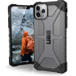 "Urban Armor Gear UAG Plasma for iPhone 11 Pro Max (6.5"") - Ash"