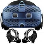 HTC VIVE Cosmos Virtual Reality Headset Includes headset, two wireless controllers