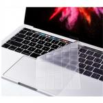 "MacBook Pro 15.4"" A1707 A1990 Touch Bar Model, TPU keyboard Cover Protective Film, 0.1mm Thickness"