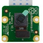 Raspberry Pi Official Camera Board V2, 8 Megapixel Native Resolution Sensor, 3280 x 2464 Pixel Static Images Supports 1080p30, 720p60 & 640x480p90 Video, CCTV Security Camera, Motion Detection, Time Lapse Photography