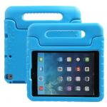 """NZSTEM Education Soft handle iPad 9.7"""" 2017-2018, 5-6th Generation, Soft Case Protector For School Kids, Blue, Designed by NZSTEM, Compatible for iPad Air 1 & 2"""