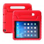 """NZSTEM Education Soft handle iPad 9.7"""" 2017-2018, 5-6th Generation, Soft Case Protector For School Kids -Red, Designed by NZSTEM, Compatible For iPad Air 1 & 2"""