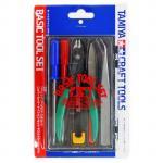 Tamiya Craft Tool Series No.16 - Basic Tool Set - MK816