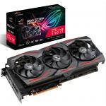 ASUS ROG Strix Radeon RX 5700XT 8GB GDDR6 Graphics Card, GPU Upto 2035MHz, 3XFan, 2.7 Slot, 3XDP, 1XHDMI, 2X8 Pin, 305mm Length, , Max 4 Displays