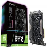 EVGA GeForce RTX 2070 FTW3 Ultra Gaming RGB LED 8GB GDDR6,GPU Upto 1815 MHz,  Dual ICX Fan, 2.75 Slot, HDMI+ Type C+ 3X DP 6 Pin + 8 Pin, 270mm Length, Max 4 Display