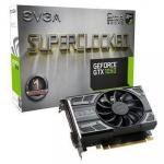 EVGA GeForce GTX1050 Graphics Card SC Version , 2GB GDDR5 , HDMI+DVI+Display Port