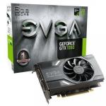 EVGA GeForce GTX1060 Graphics Card 6GB GDDR5 DVI HDMI 3xDisplay Port 3 Years Warranty VR Ready