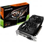 Gigabyte GeForce GTX 1650 SUPER WINDFORCE OC 4G GPU Upto 1755 MHz, Dual Fan, 2 Slots, DP, HDMI, DVI, 1X 6 Pin, 225mm Length, Max 3 Display