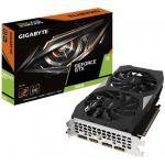 Gigabyte GeForce GTX 1660 OC 6G DDR5, GPU Upto 1830 MHz, 2X 90mm Blade Fan, 2 Slot, HDMI+ 3X DP, 8 Pin, 224 mm Length, Max 4 Display